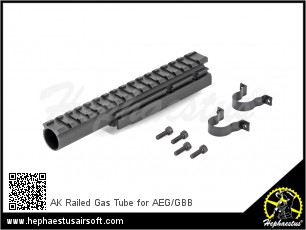 AK Railed Gas Tube for AEG/GBB