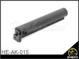AK Folding Stock Tube with QD Sockets for GHK/LCT AK Series