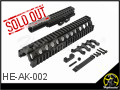 AK Modular RAS Set for AEG/GBB