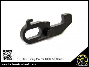 CNC Steel Firing Pin for GHK AK Series