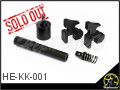 Recoil Power Kit for KWA KRISS Vector GBB SMG