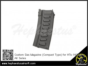 Custom Gas Magazine (Compact Type) for HTs-14/GHK AK Series