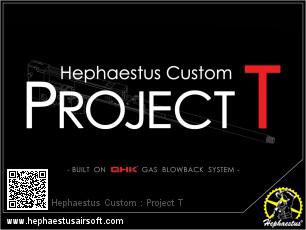 Hephaestus Custom : Project T